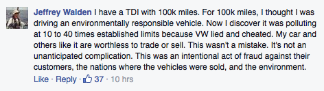 eXtrapola-Volkswagen, lamentele ignorate